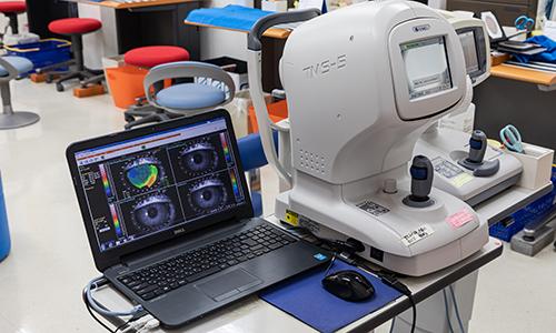 角膜形状解析装置